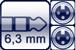 Plug 3p. 6,3 mm<br>2x XLR female