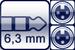Plug 3p. 6,3 mm<br>2x XLR 3p. female