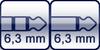 Plug 3p.<br>Plug 2p.
